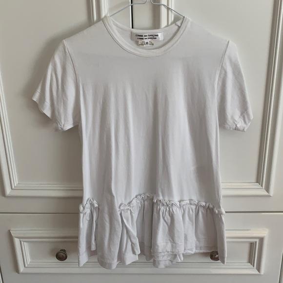 Comme des Garcons Tops - Comme des Garçons short sleeve tshirt